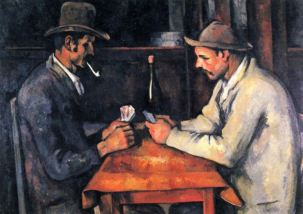 Paul Cezanne: Paintings,Biography,Quotes of Paul Cezanne
